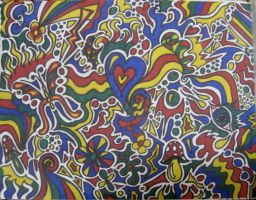 Trippy Patterns by JackieHeartsyou