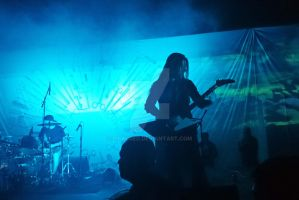 Carcass Live at Autopsying Asia Tour 2014 by lisacred