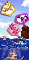 MLP :Extreme Outdoor Activities: Contest by MeguBunnii