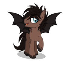 My Little Vampony by LugiaAngel