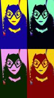 New batgirl from 2015 by Specialwater7