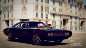 FH2 FAF - Dodge Charger R/T by RyoFox630