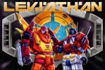 Rodimus and Optimus by 80sUnleashed