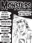 Famous Monsters of Movieland by Joe5art