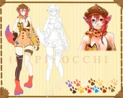 Chimera-chan Adoptable [OPEN] by pikocchi
