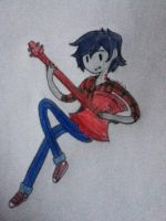 Marshall Lee by mandythebat