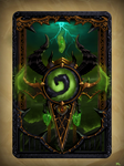 Demon Hunter Card Back by Emelart