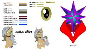 Aura Star Reference by Mystic-L1ght
