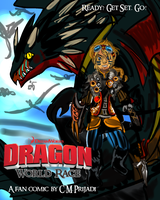 Dreamworks Dragon World Race (Cameos OPEN!) by TotecTripled
