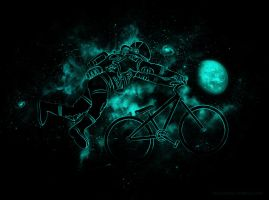 Astrobiker by pilife