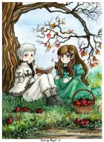 APH Childhood by MaryIL
