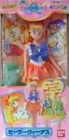 Sailor Stars Sailor Venus Beauty Change doll by aleena