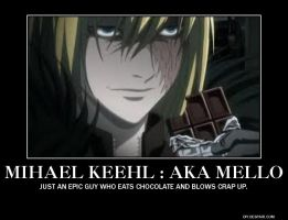 Mello Aka : by ThisOneNarutoFreak