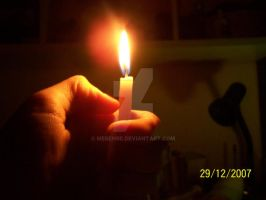 Candle_5 by merenre