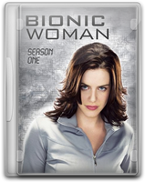 Bionic Woman - Season 1 by Movie-Folder-Maker