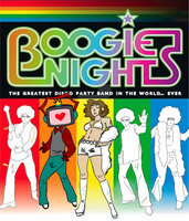 Disco Nights Collab by Ask-TheTVPrince