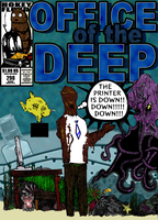 Office of The Deep by Club-House-88