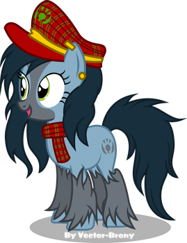 Maddie (Mad Munchkin) by Vector-Brony