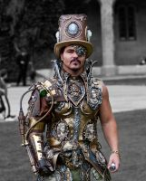 feature cirquepunk steampunk by overlord-costume-art