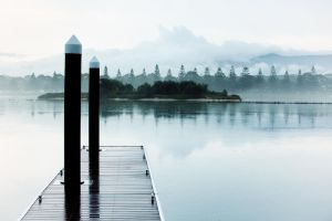 Narooma Harbour by Sun-Seeker