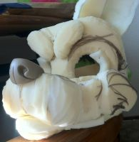 Tony Fursuit WIP 2 by catdoq