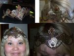 Steampunk Crown by kichinia