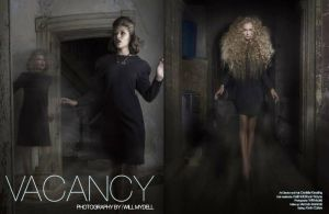 Vacancy - for 10Ten Magazine by MadSDesignz