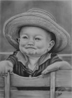 Little Carter by abish