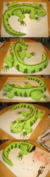 The Incredible, Edible Iguana by R-Eventide