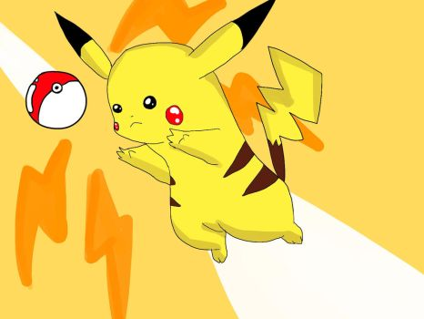Pikachuuuu!!! by Onlinesafety222