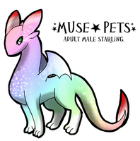 melodywaters - Bambii by Muse-Pets
