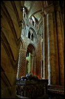 Across the nave by rorshach13