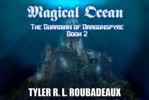 Book 2 Magical Ocean Cover by Sonic0048