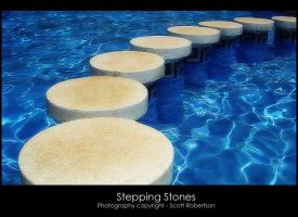 Stepping Stones by BlazeChain