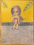 Hatsuka By the Poolside by Camilia-Chan