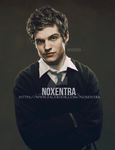 Daniel Sharman // Slytherin by N0xentra
