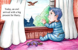 Baby Harry page 1 by mistressmariko