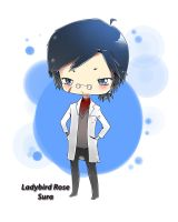 RP character by LadyBird-Rose