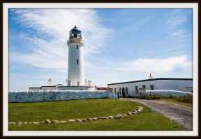 Mull of Galloway Lighthouse by SnapperRod