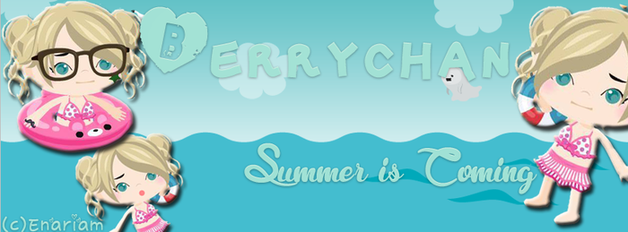 Ameba Pigg [[ BerryChanEntry#2 ]] Summer is Coming by EnairamBallener