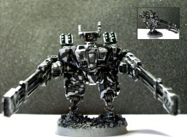 Broadside Battlesuit by Snowfyre