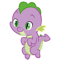 Baby Spike by Ackdari