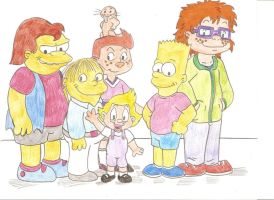 Nancy Cartwright Voiced by Jose-Ramiro