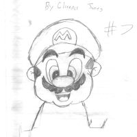 mario by juicethehedgehog
