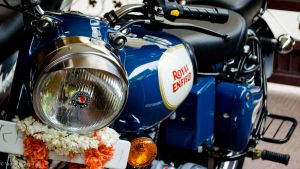 Royal enfield Classic Wallpaper by YadavThyagaraj