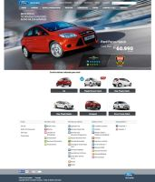 Site Ford Ofertas by itemb