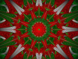 Christmas Wreath 2 by FracFx