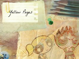 Yellow Pages By thecakehater by moonlyt143