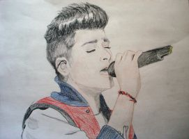 Zayn Malik (color) by ConsultingTimeLord96