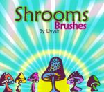 Shroom Brushes by livyer